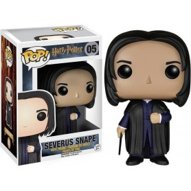 Harry Potter POP! Movies Vinyl Figura Severus Snape 05