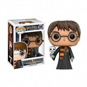 Figura Funko Pop! Harry with Hedwig 31
