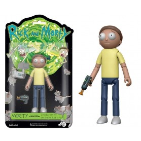 Rick & Morty Figura Morty 13 cm