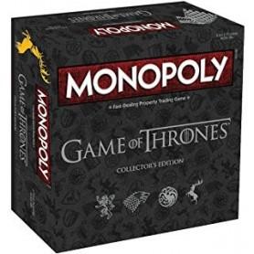 Monopoly Juego de Tronos - Ed. Coleccionista