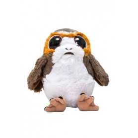 Star Wars Episode VIII Peluche Porg 17 cm