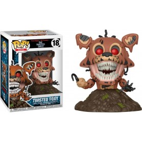Figuro Funko Pop! Twisted Fosy 18