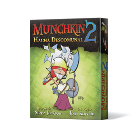Munchkin 2: Hacha Descomunal