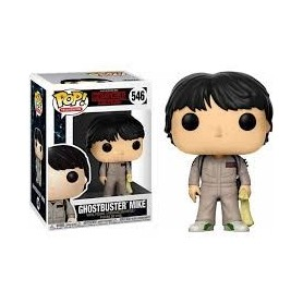 Figura Funko Pop! Mike Ghostbuster 546