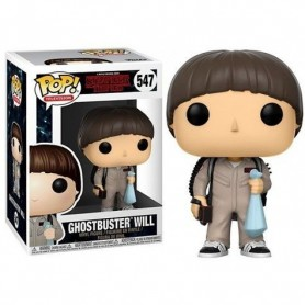Stranger Things POP! TV Vinyl Figura Will Ghostbuster 9 cm