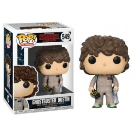 Figura Funko Pop! Ghostbuster Dustin 549