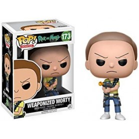 Figura Funko Pop! Weaponized Morty 173