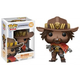 Figura Funko Pop! McCree 182 Overwatch