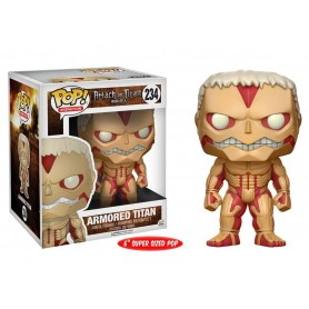 Figura Funko Pop! Armored Titan 236