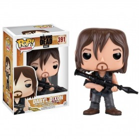 Figura Funko Pop! Daryl 391 The Walking Dead