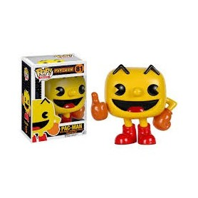 Figura Funko Pop! Pac-man 81
