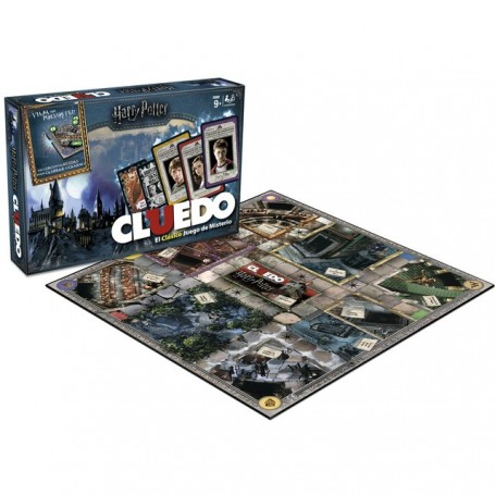 CLUEDO HARRY POTTER (Español)
