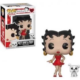 Figura Funko Pop! Betty Boop & Pudgy 421
