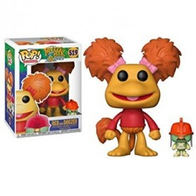 Figura funko Pop! Red & Doozer Fraggle Rock