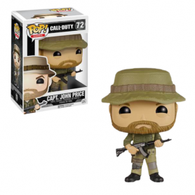 Figura Funko Pop! Capt. John Price 72 Call of Duty