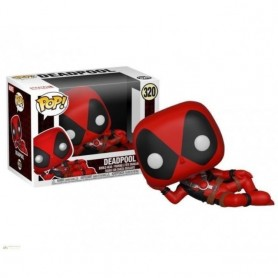 Figura Funko Pop! Deadpool 320 Booble Head