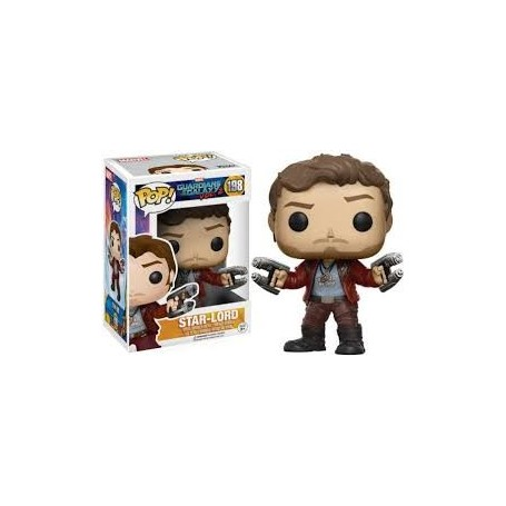 Figura Funko Pop! Star-Lord 198