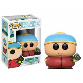Figura Funko Pop! Cartman With Clyde South Park
