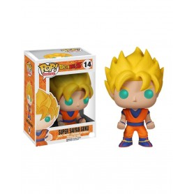Figura Funko Pop! Super Saiyan Goku 14 Dragon Ball