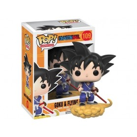 Figura Funko Pop! Goku & Flying Nimbus 109 Dragon Ball