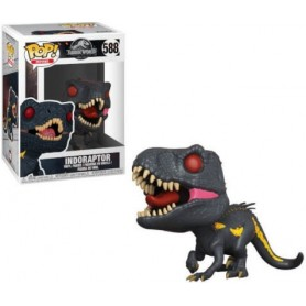 Figura Funko Pop!  Indoraptor 588 Jurassic World
