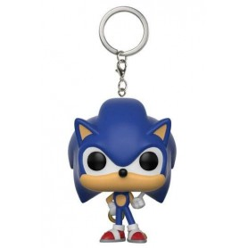 Sonic with Ring Pocke Pop! Sonic