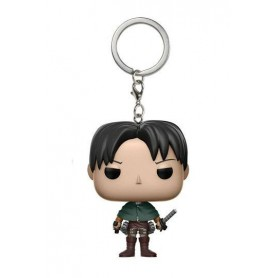 Levi Pocket Pop! Attack on Titan