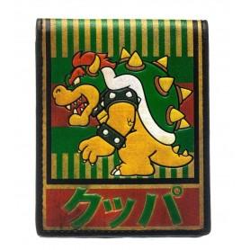 Nintendo Monedero Bowser Kanji