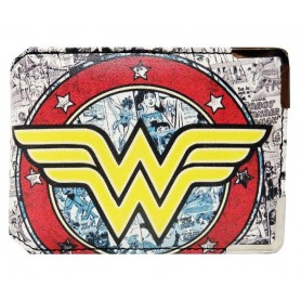 DC Comics Carterita de Carné Wonder Woman
