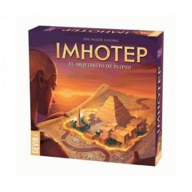 Imhotep - El Constructor de Egipto