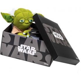 Star Wars Peluche Black Line Yoda 25 cm