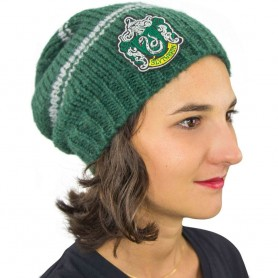 Harry Potter Gorro Beanie Slouchy Slytherin