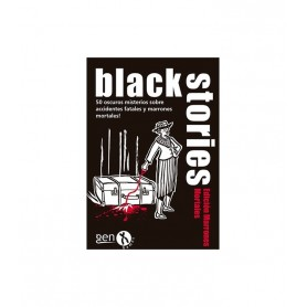 Black Stories: Edición Marrones Mortales