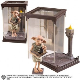 Harry Potter Estatua Magical Creatures Dobby 19 cm