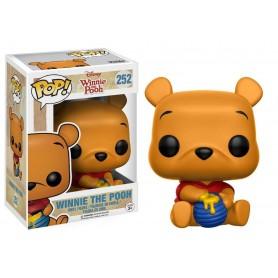 Figura Funko POP! Disney Vinyl Seated Pooh 252 Winnie Pooh