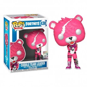Figura Funko Pop! Cuddle Team Leader 430 Fortnite