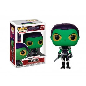 Figura Funko  POP! Marvel Vinyl Gamora 277 Guardianes de la Galaxia The Telltale