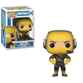 Figura Funko Pop! Raptor 436 Fortnite