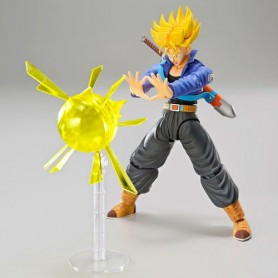 Figura Super Saiyan Trunks Dragon Ball 14cm