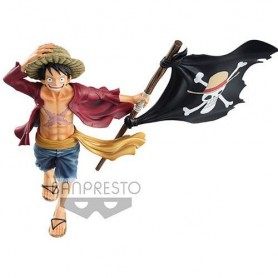 Figura One Piece Monkey D. Luffy 22cm