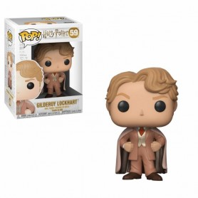 Harry Potter POP! Movies Vinyl Figura Gilderoy Lockhart 9 cm