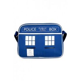 Bandolera Doctor Who Tardis