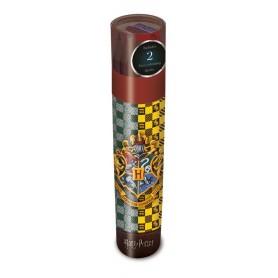 Harry Potter Pack de 10 Lápizes de colores Hogwarts
