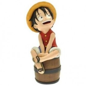 LUFFY HUCHA 20 CM PVC ONE PIECE