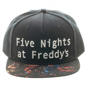 Gorra Five Nights at Freddy´s