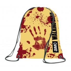 Walking Dead Bolsa de deporte Logo