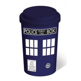 Doctor Who Taza de Viaje Tardis