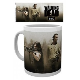 Walking Dead Taza Rick & Daryl