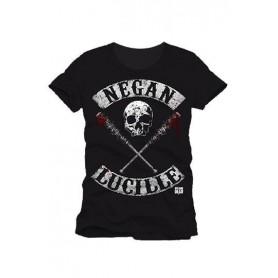 Walking Dead Camiseta Negan Lucille