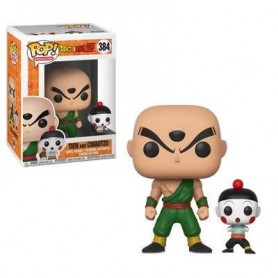 Figura Funko Pop! Tien and Chiaotzu 384 Dragon Ball